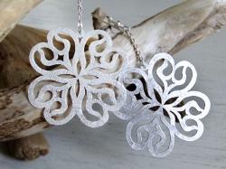 Four Leaves Clover Earrings