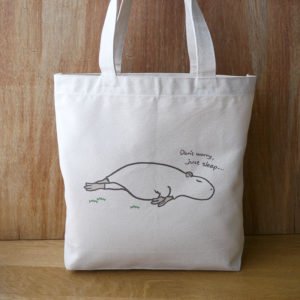capybara bag